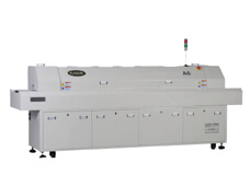 6 Heating Zones Reflow oven A6