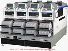 Fuji NXT III Pick and Place Machine