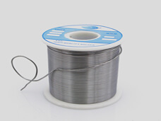 Customizable 0.3-5.0mm diameter sn42bi58 lead free solder wire