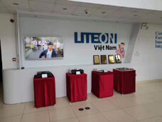 Two wave soldering machines installed in Liteon Vietnam